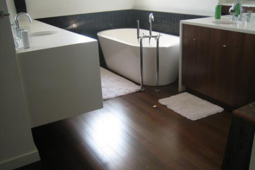 Brazilian ebony flooring